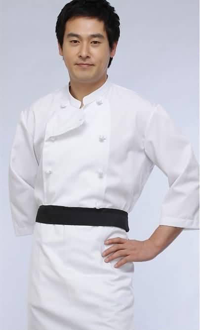 西餐厅厨师工作服