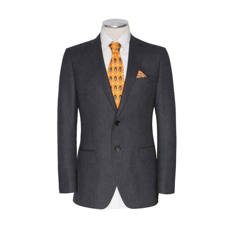意大利条纹西服套装