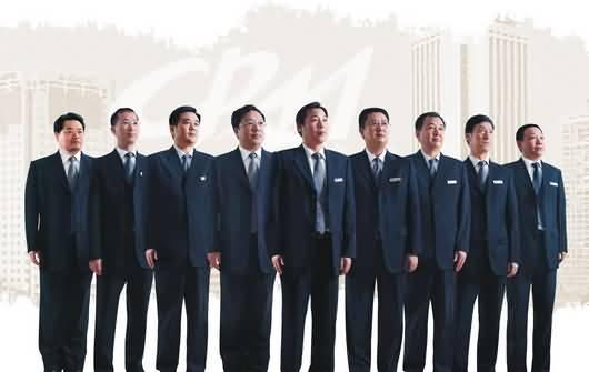 中航物业公司定制西服