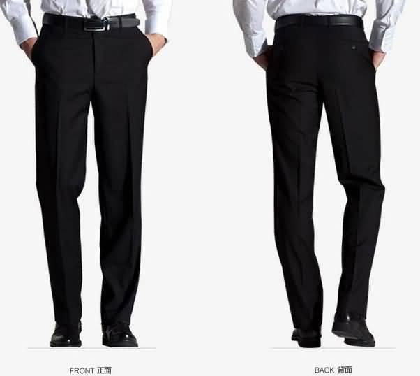 黄晓明同款男士礼服新郎结婚礼服修身西裤