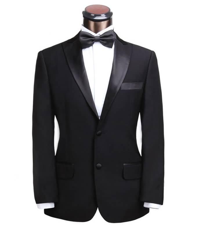 黄晓明同款男士礼服新郎结婚礼服修身西服上衣