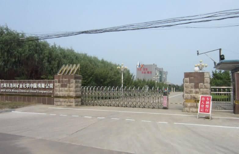 巴斯夫浩珂矿业化学(中国)有限公司