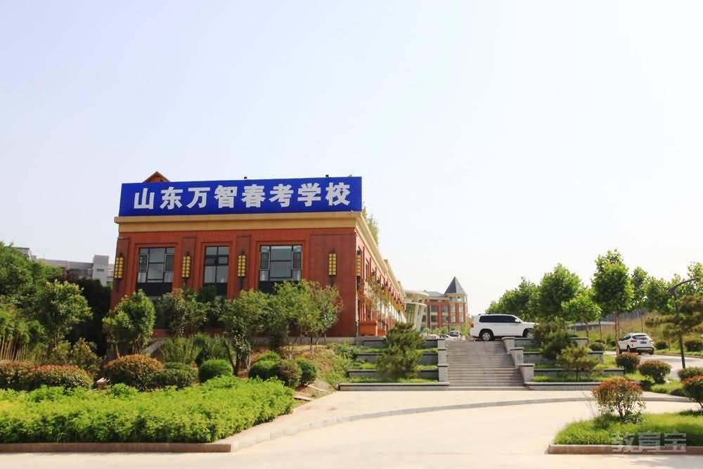 山东万智春考学校