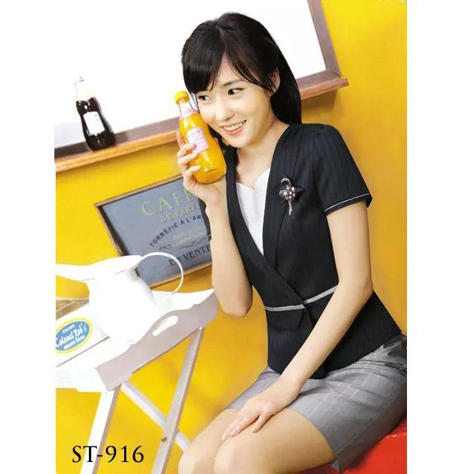 2016夏季职业装套裙st-916