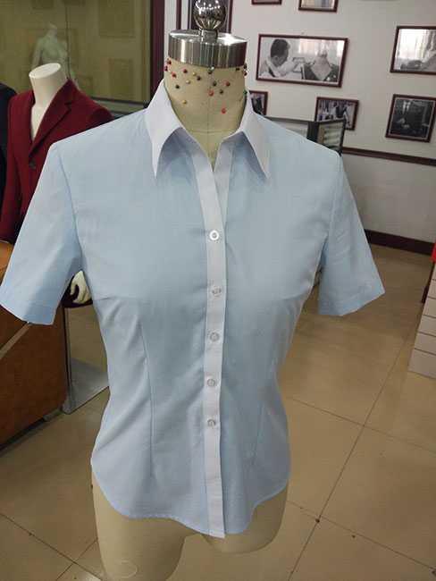 卡松女衬衣