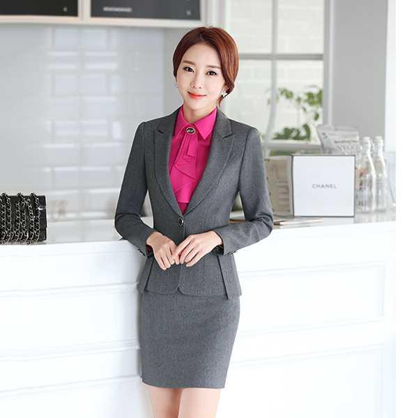 职业女装套裙