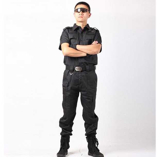 保安服特勤装夏季套装