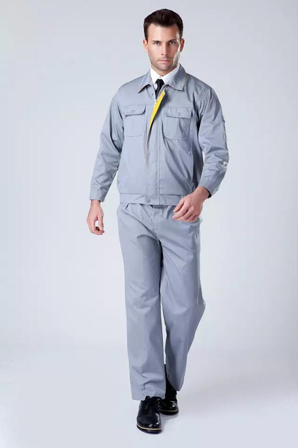 秋季工作服套装长袖工服
