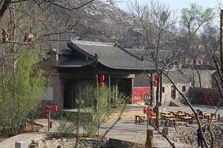 上九古村旅游