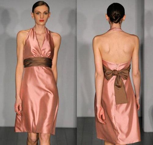 塔夫绸裙子