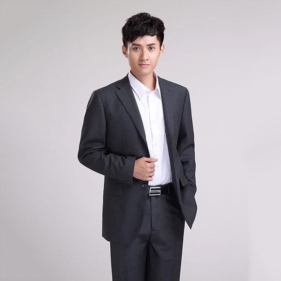 济宁企业工服订制男装款式照片