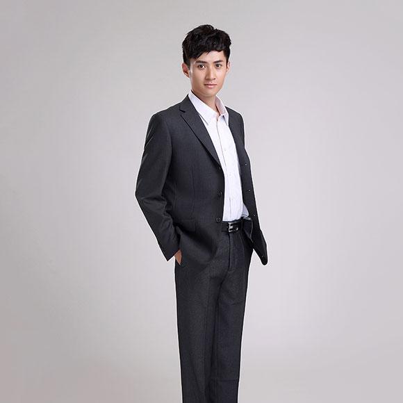 济宁企业工服订制男装款式照片2