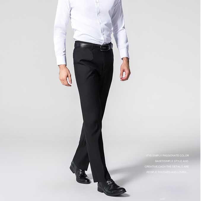常规夏季正装西裤