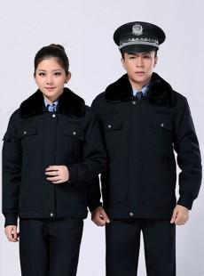 2015冬季新款工作服保安棉服【量身定做】