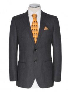 商务男性职业装意大利条纹西服套装