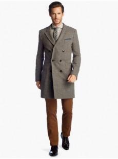 济宁定做高端羊绒大衣2016新款