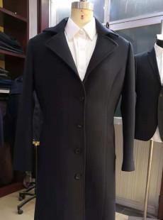 女士职业装商务大衣团体定做款式照片