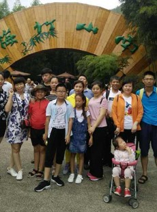 2018年玉如意服饰员工南京旅游报道