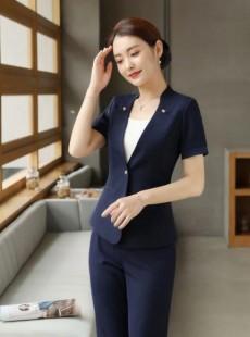 2020夏季女性职业西装套装【图片】