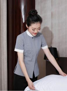 星级宾馆酒店客房服务工装定制【图片】